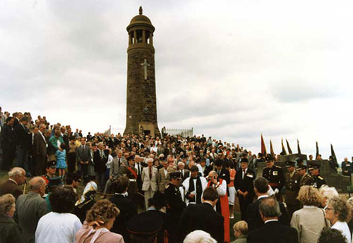 Crich Stand Sunday 1986