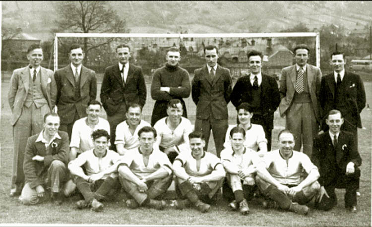 photo of Crich United