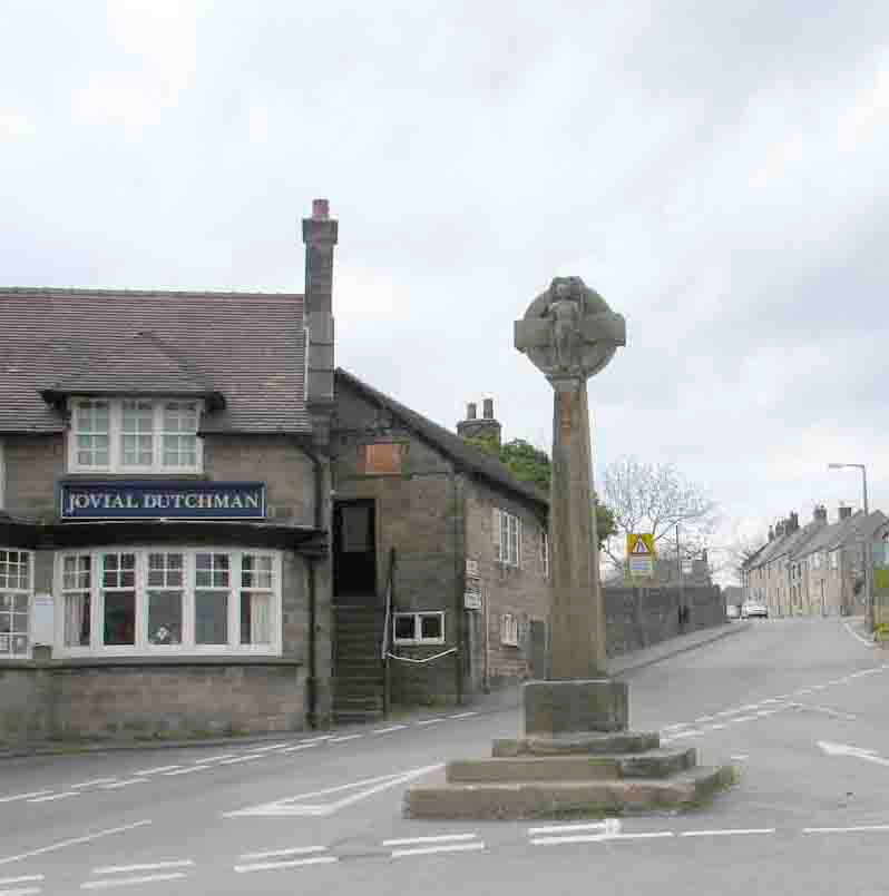 Photo of Crich Cross