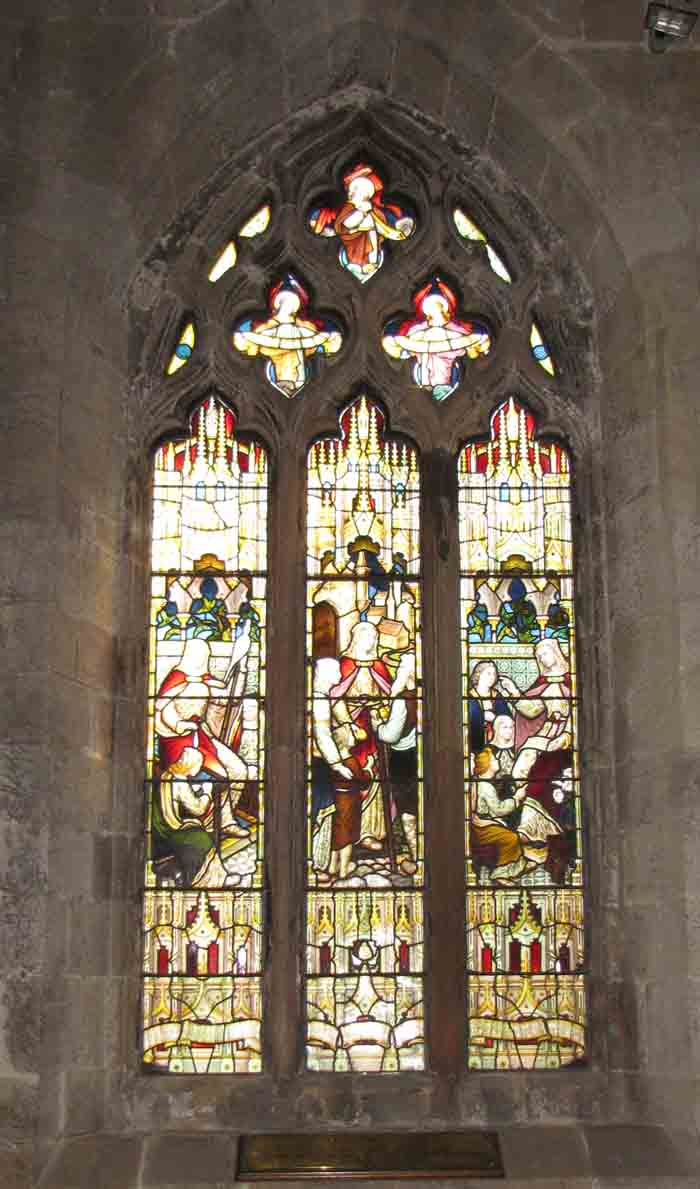 stained window 53