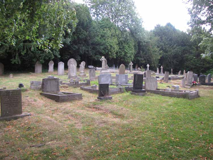 photo of Smiths graveyard
