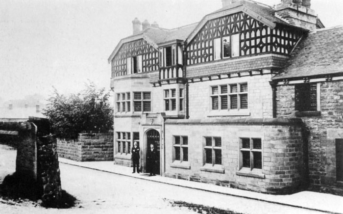 photo of Crich surgery