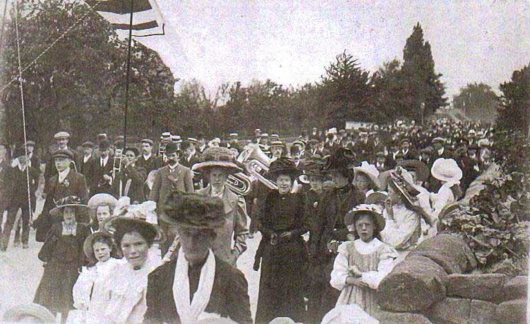 Photo of Wakes Parade